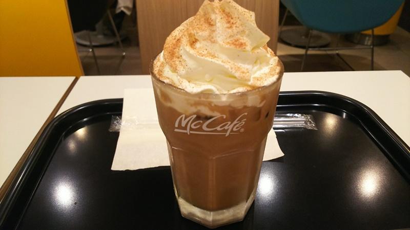 カフェ メニュー マック